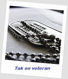 Tak en veteran